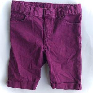 GAP Purple size 5 shorts